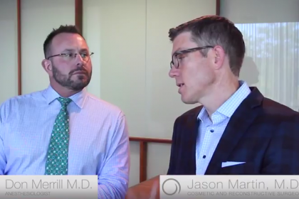Dr. Martin and Dr. Merrill Discuss Anesthesiology