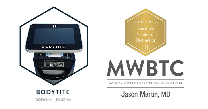 Mountain West BodyTite Training Center Jason Martin, MD