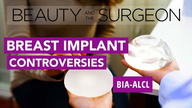 Breast Implant Associated- Anaplastic Large Cell Lymphoma (BIA-ALCL)