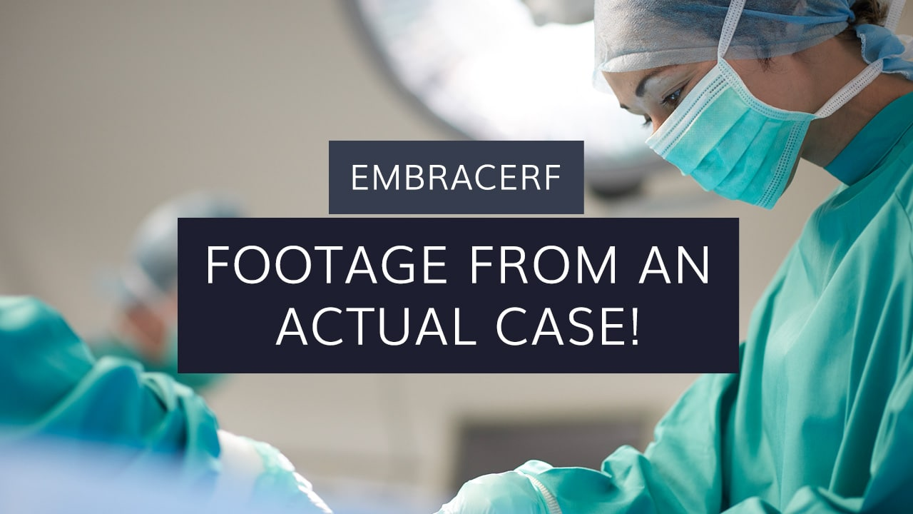 EmbraceRF: Footage From An Actual Case
